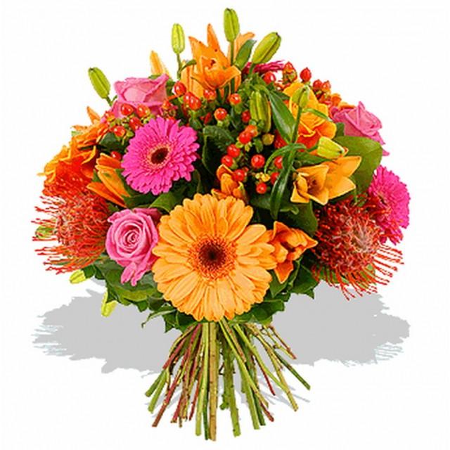Happy Daisy Bouquet