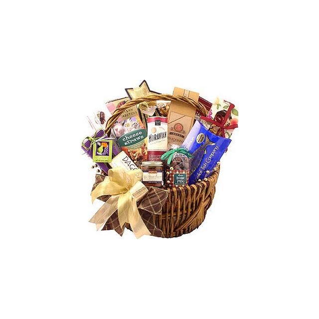 Italian Gourmet Gift Basket