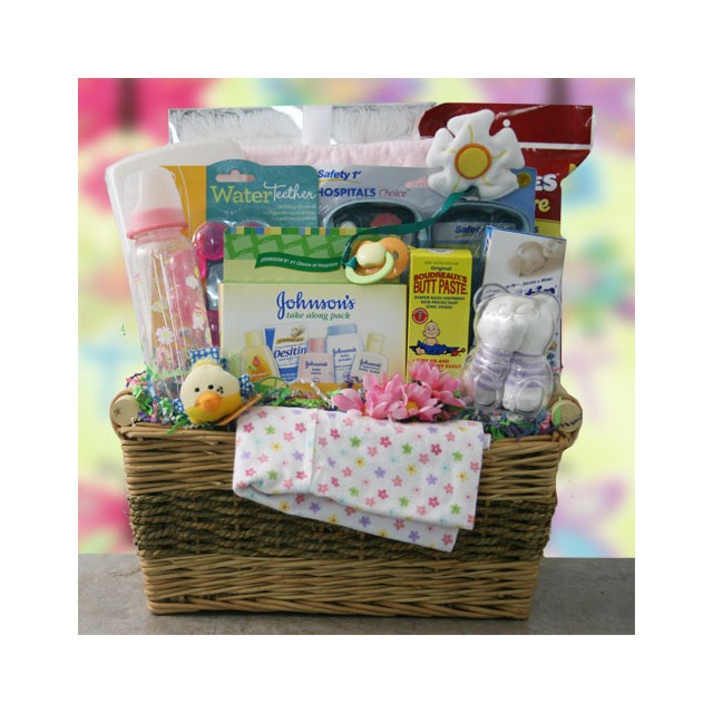 New Baby Basket Special
