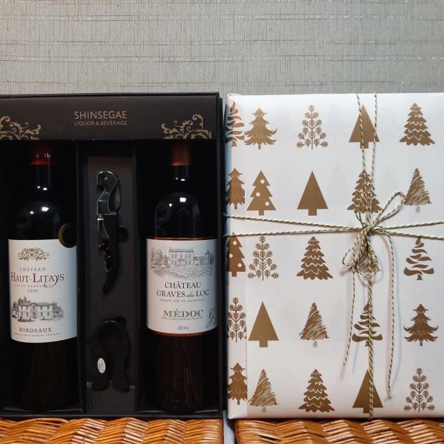 White Wine & Red Wine