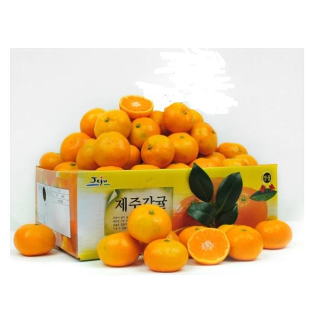 Mandarin Orange Fruits in Gift box