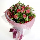 My Pink Roses for Lady
