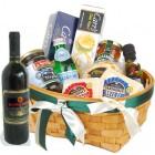 Wine and Cheese Hamper