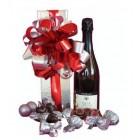Christmas Wine and Chocolates