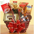 Moscato Romantic Basket