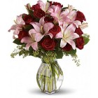 Lavish Love of Rose and Lily